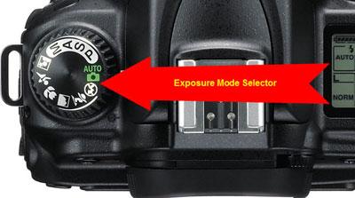 Nikon D90 Exposure Selector