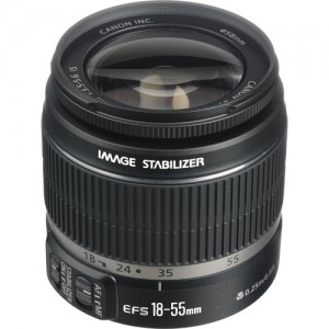 Canon EF-S 18-55mm f/3.5-5.6 IS Autofocus Lens Preview Mfr# 2042B002