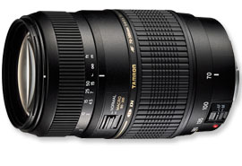 Tamron SP 70-300mm f/4-5.6 Di VC USD A17