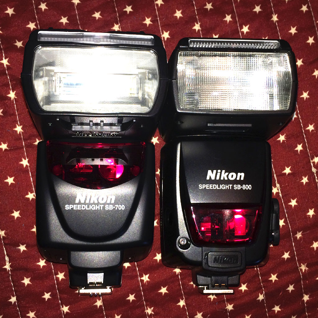 Nikon SB 800 vs Nikon SB 910