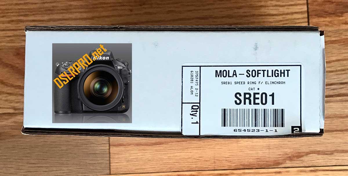 Mola Speed Ring For Elinchrom SRE01