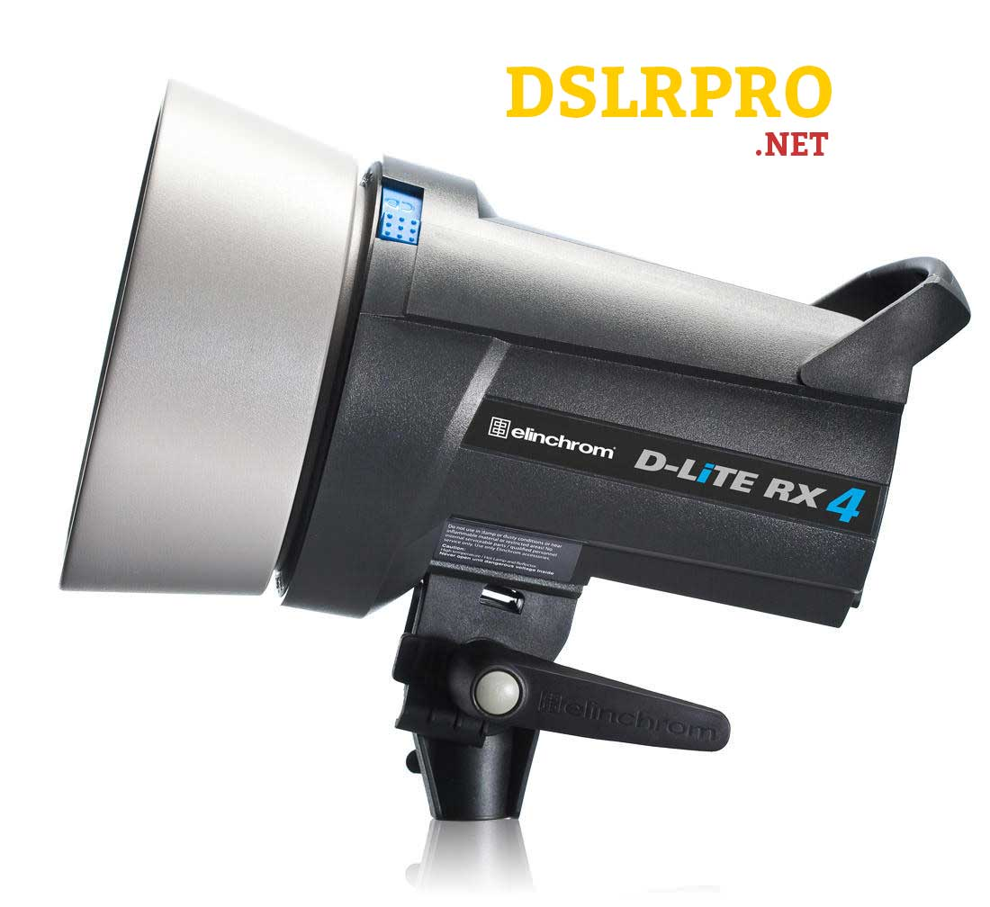 Elinchrom D-Lite RX 4 Studio Flash