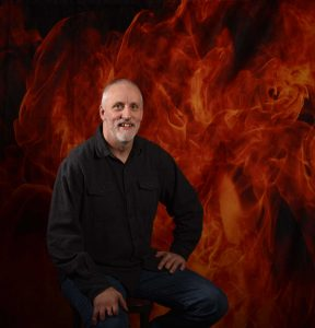 Best Fire Photography Backdrop