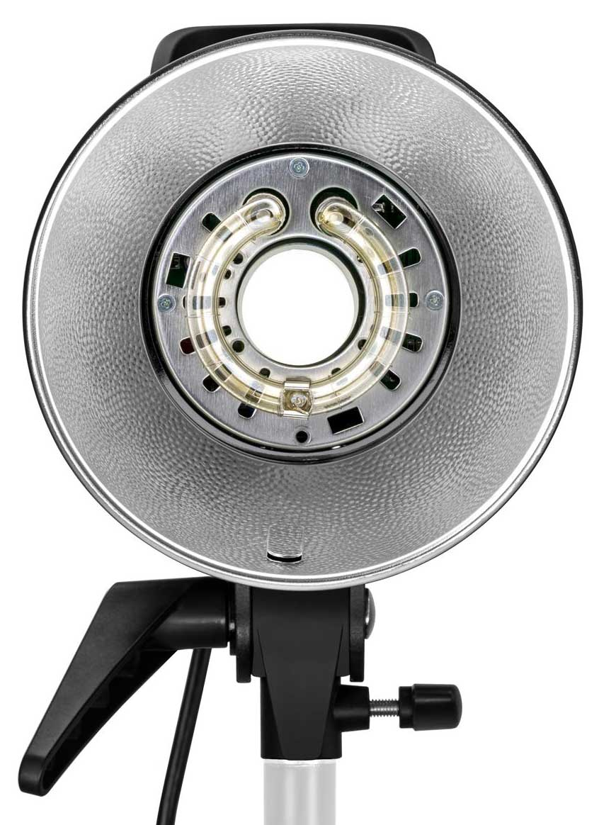 Flashpoint Studio 400 Monolight Front View