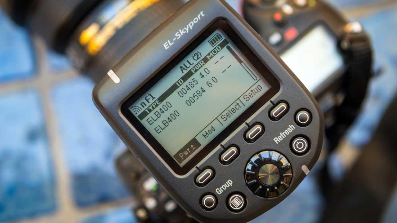 Elinchrom Skyport Transmitter Pro Nikon Version