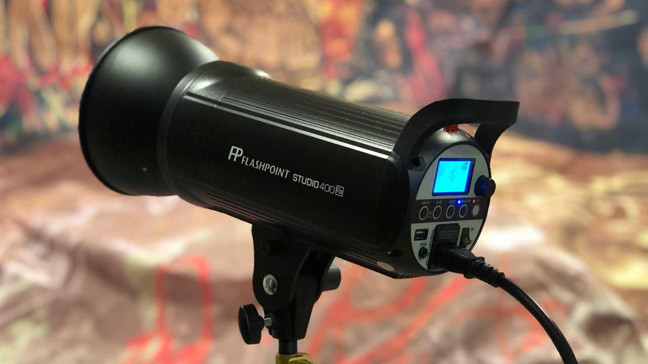 Flashpoint Studio 400 Monolight