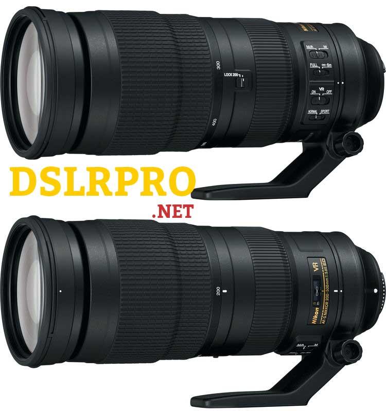Nikon200-500mm