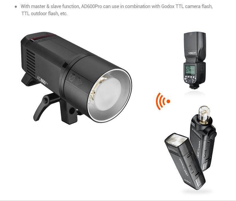 Godox AD600 Pro TTL Flashpoint XPLOR 600 PRO TTL