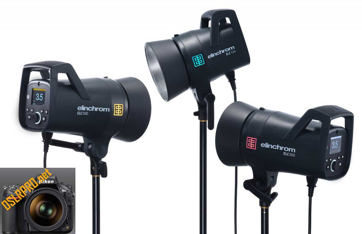 Elinchrom ELC 500 Studio Flash