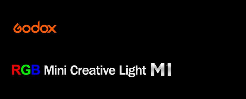 Godox M1 RGB Mini Creative Light